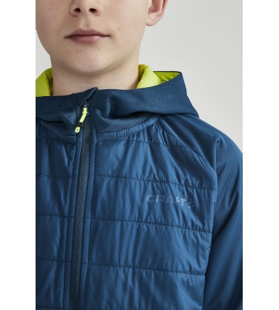 Jacken & Westen Craft ADV INSULATE HOOD JKT JR - 1909808