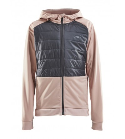 Jacken & Westen Craft ADV THERMAL XC HOOD JKT JR - 1909809