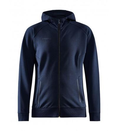 Sweatshirts Craft CORE SOUL FULL ZIP HOOD W - 1910626