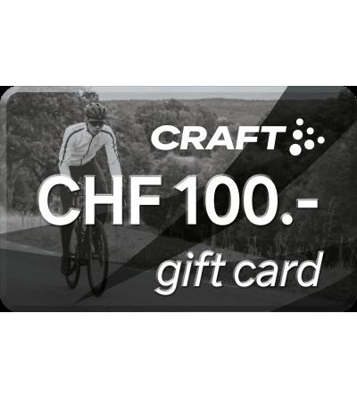 Cartes cadeaux  Carte cadeau - CHF 100.- -