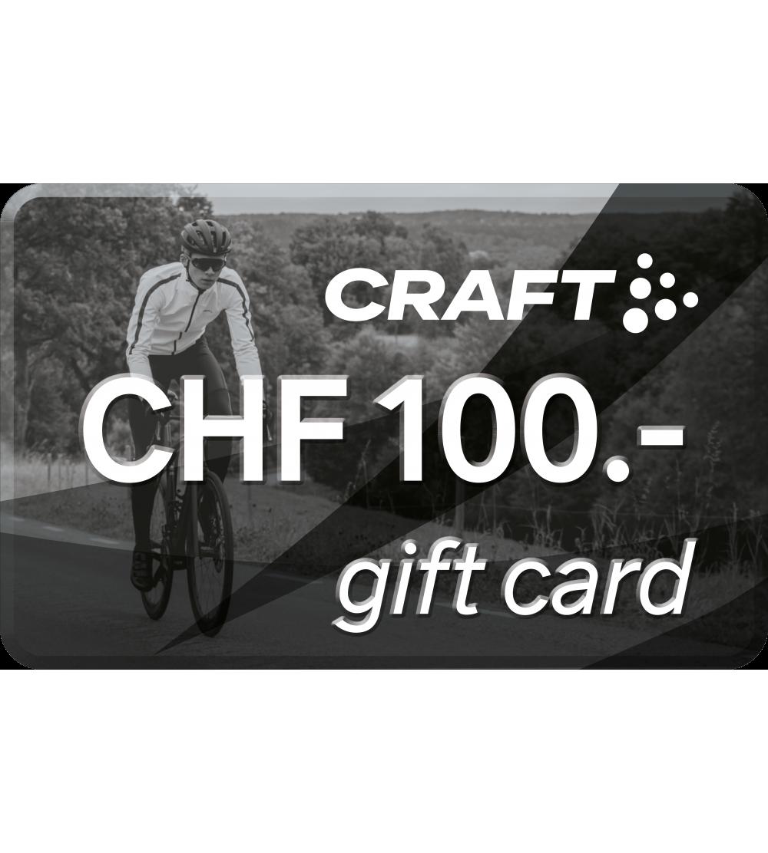 Geschenkgutscheine  Geschenkkarte - CHF 100.- -