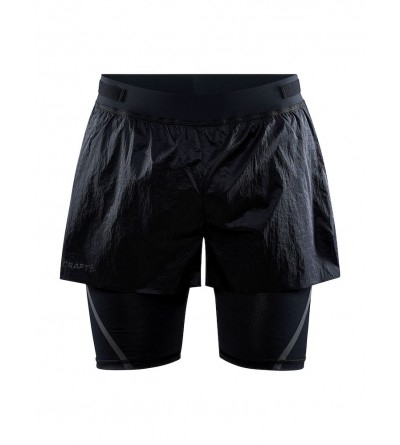 CTM DISTANCE 2IN1 SHORTS M