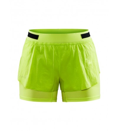 CTM DISTANCE 2IN1 SHORTS W