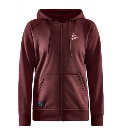 CORE CRAFT ZIP HOOD W