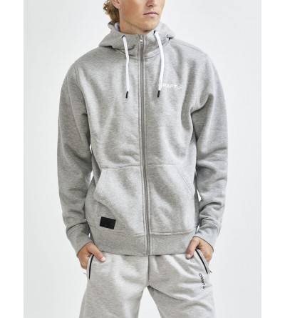 Sweatshirts Craft CORE CRAFT ZIP HOOD M - 1910678