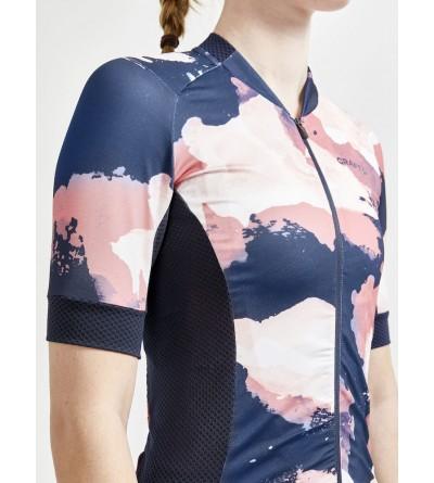 T-shirts & Trikots Craft ADV ENDUR GRAPHIC JERSEY W - 1910554