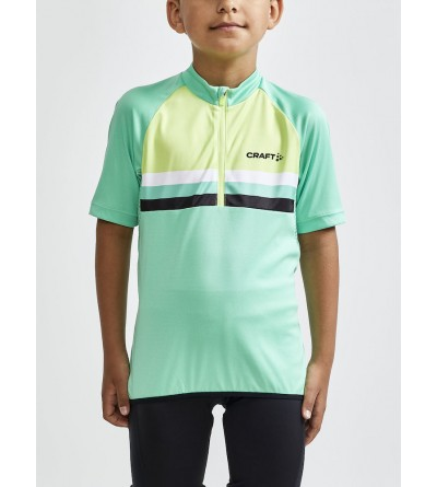 T-shirts & Trikots Craft BIKE JERSEY JR - 1910675