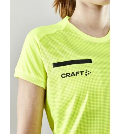 T-shirts & Trikots Craft EVOLVE REFEREE JERSEY W - 1910954