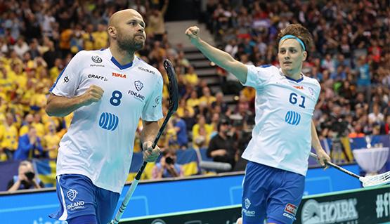 National floorball team of Finland